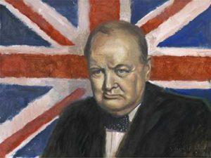 Churchill propulsor del futuro