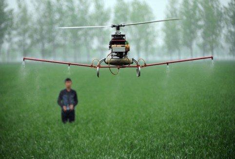 Futuro de los drones
