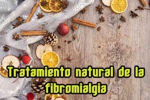 Tratamiento natural de la fibromialgia