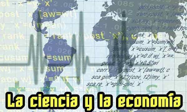 ¿Por qué la ciencia es buena para la economía de un país?