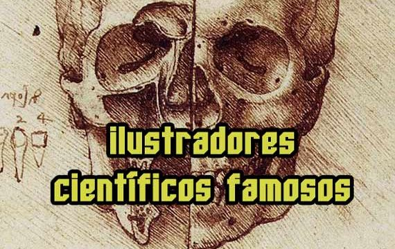 Ilustradores científicos famosos