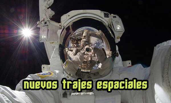 Trajes espaciales del futuro
