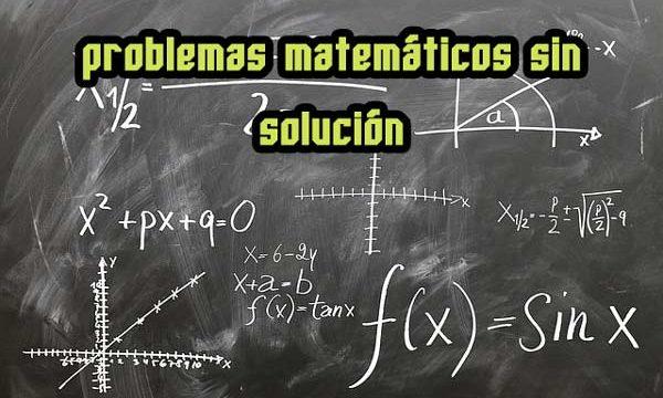 Problemas matemáticos sin solución en el mundo