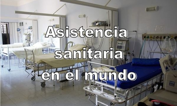 Asistencia sanitaria a nivel mundial