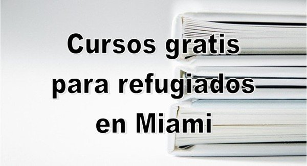 Cursos en Miami para extranjeros