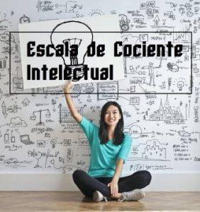 Escala de Coeficiente Intelectual