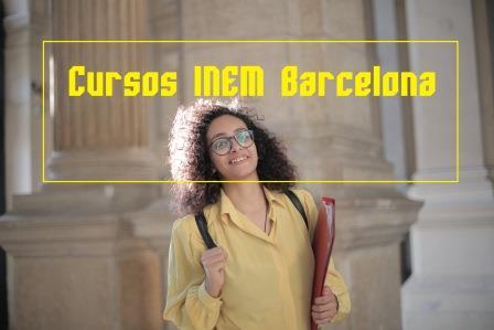 Cursos INEM Barcelona – cursos gratuitos presenciales
