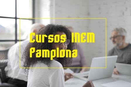 Cursos desempleados Pamplona