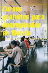 Cursos del INEM para desempleados en Murcia