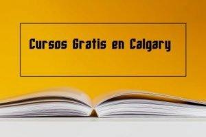 Cursos gratuitos en Calgary
