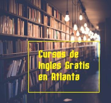Cursos de inglés gratis en Atlanta Georgia